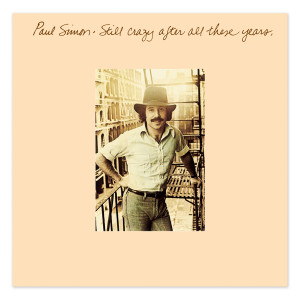 Paul Simon Still Crazy After All These Years CD