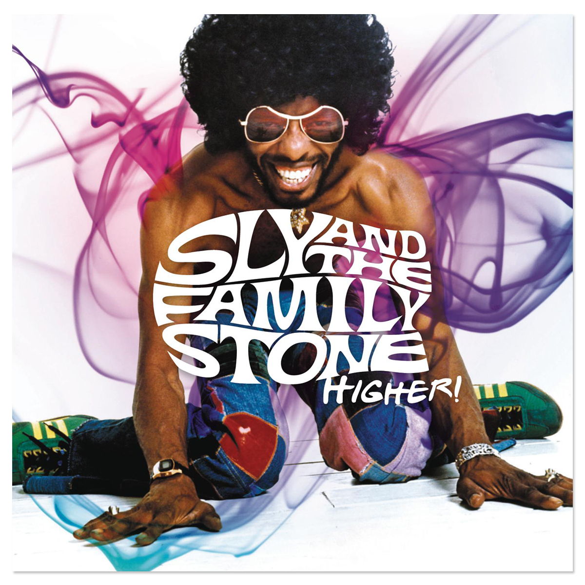 Sly & The Family Stone Higher! (Highlights) CD