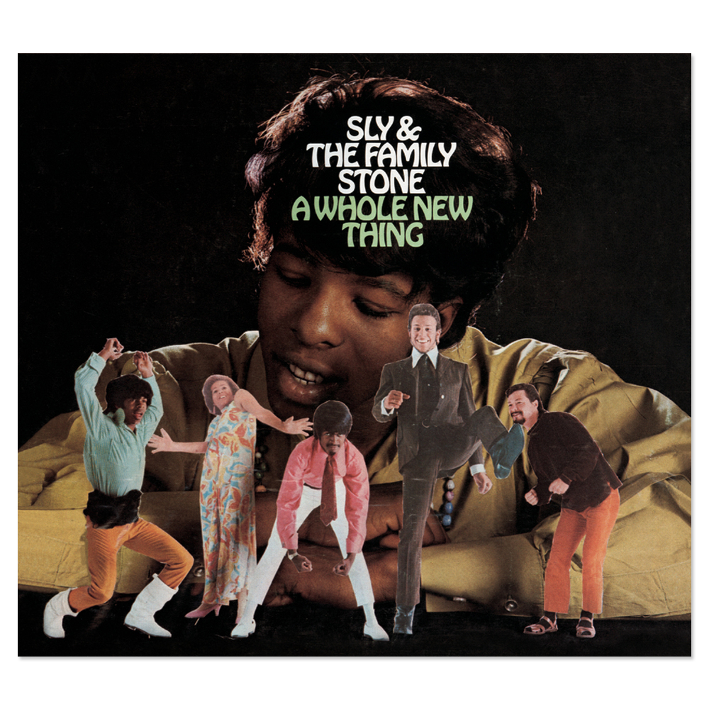 Sly & The Family Stone A Whole New Thing (Expanded Edition) CD