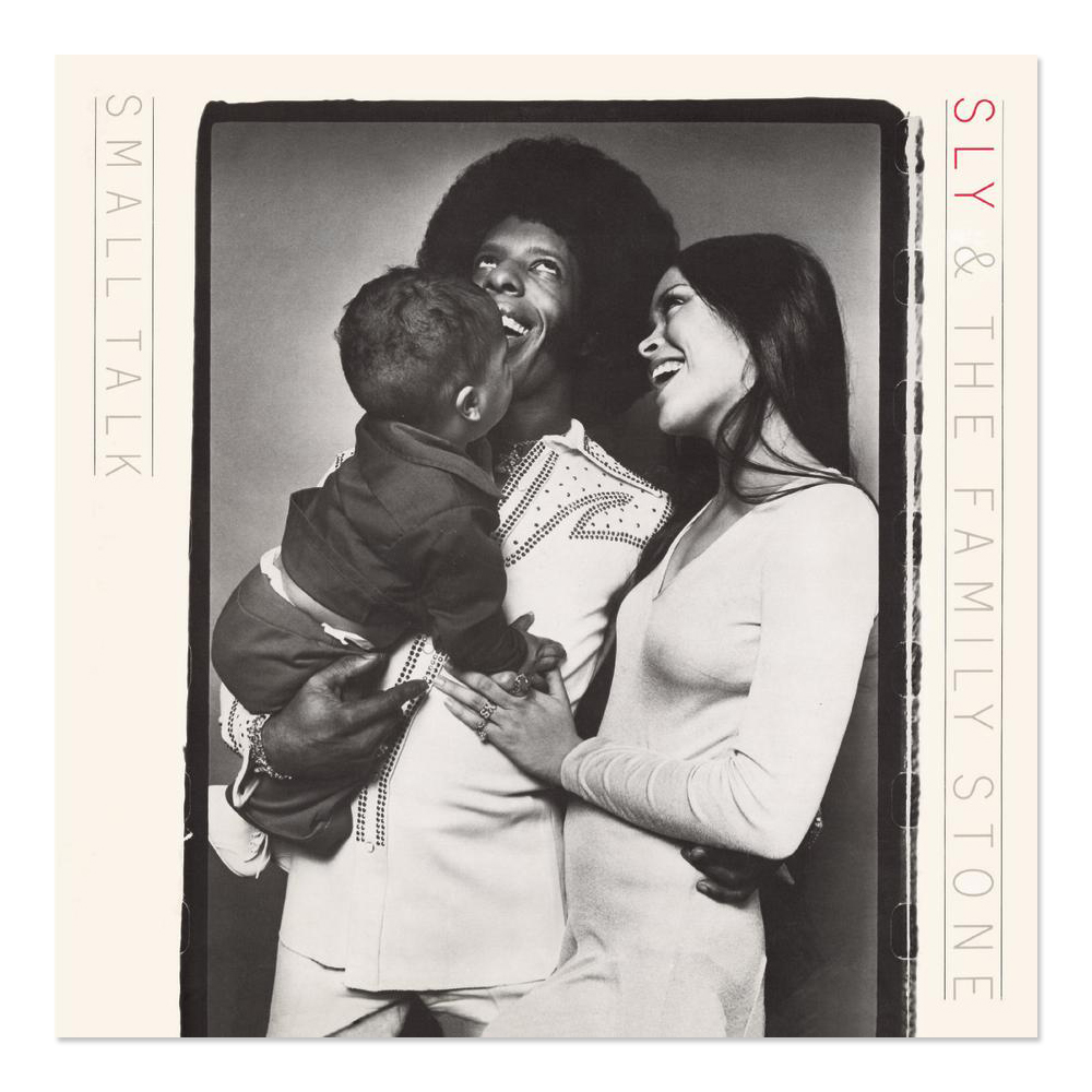 Sly & The Family Stone Small Talk CD