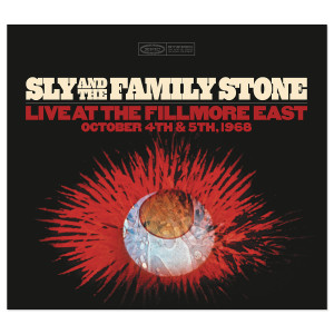 Sly & The Family Stone Live At The Fillmore East October 4th & 5th 1968 CD