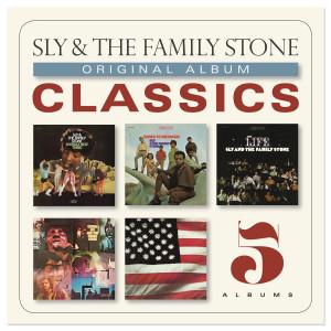 Sly & The Family Stone Original Album Classics [5 Cds] (US Artwork) CD