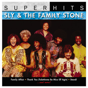 Sly & The Family Stone Super Hits CD
