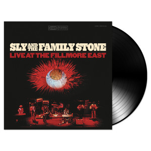 Sly & The Family Stone Live At The Fillmore LP
