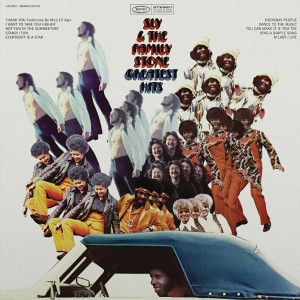 Sly & The Family Stone: Greatest Hits (1970) LP