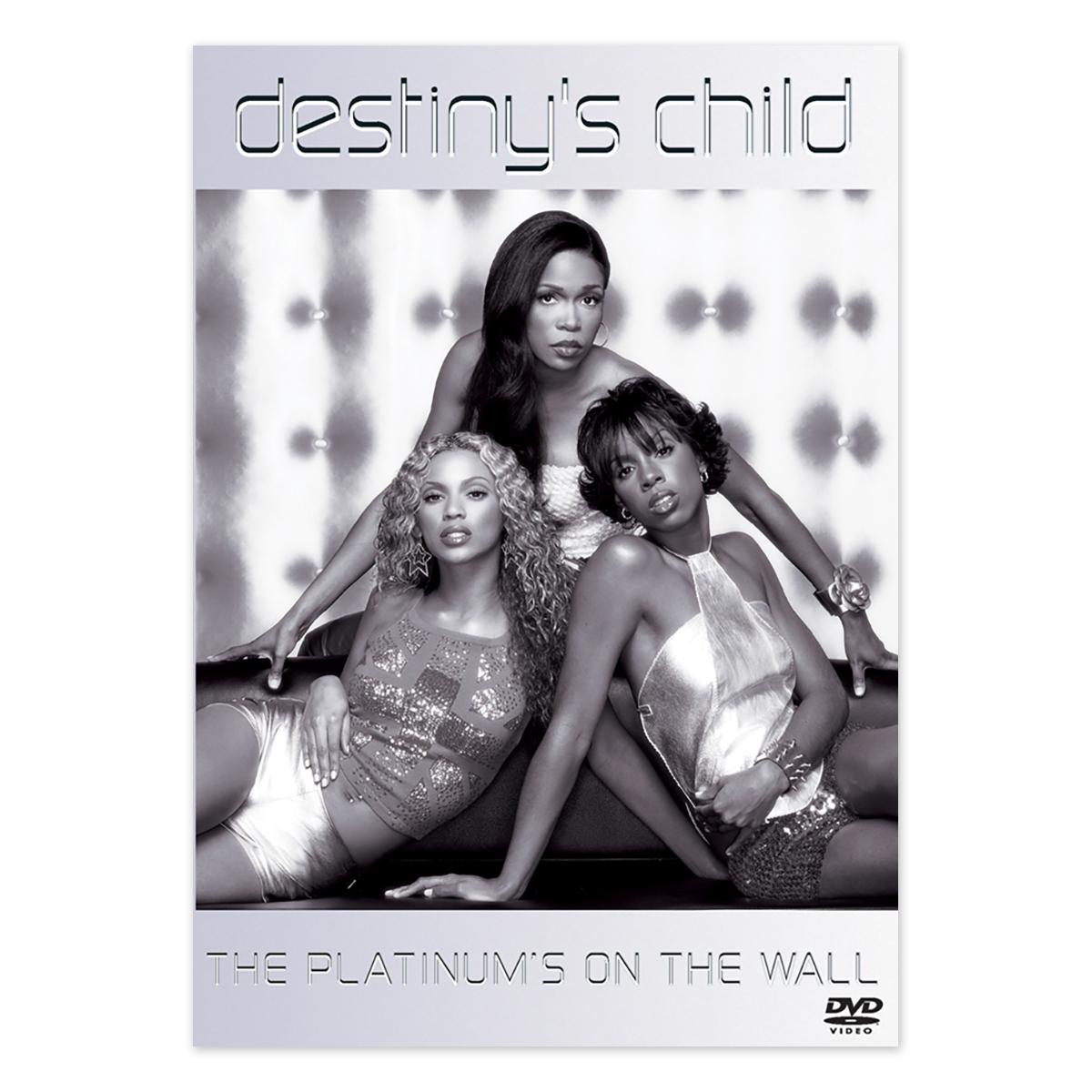 Destiny's Child Platinum's On The Wall DVD