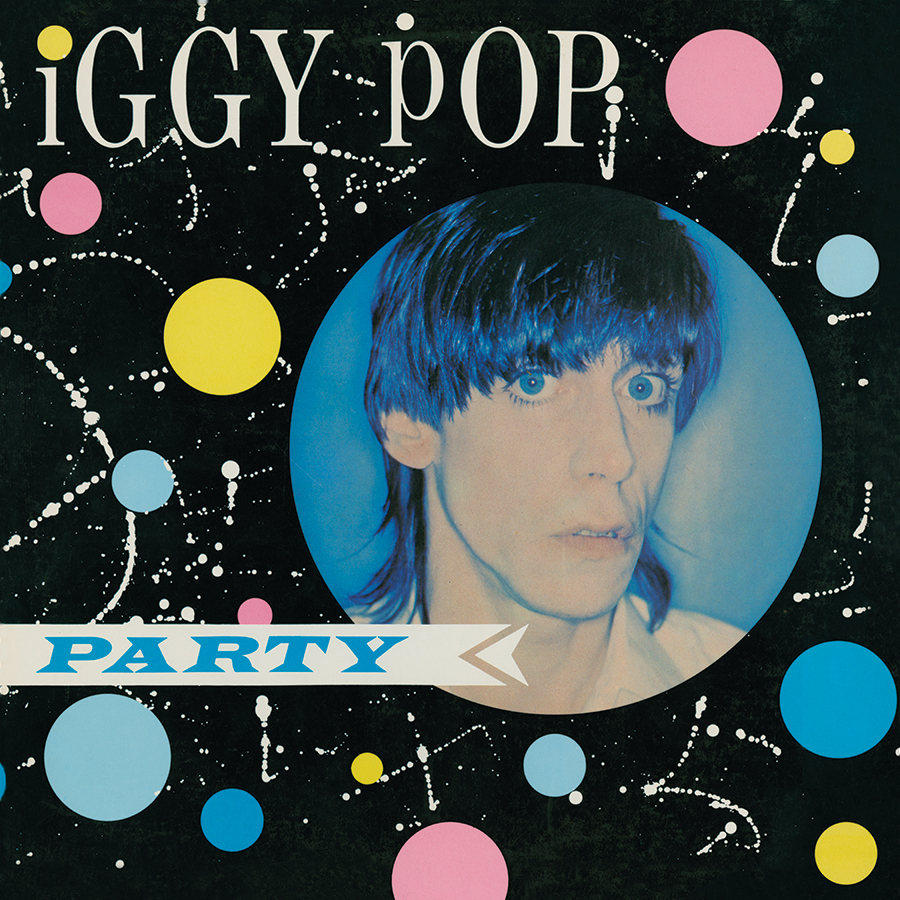 Iggy Pop - Party (180 Gram Audiophile Vinyl/Ltd. Anniversary Edition/Gatefold Cover)