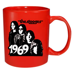 The Stooges 1969 Mug