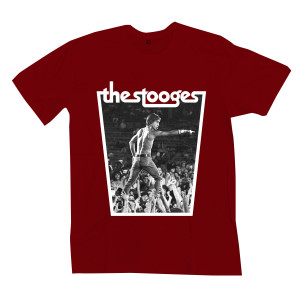 The Stooges 1970 Live T-shirt
