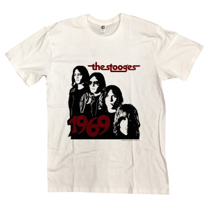 The Stooges 1969 T-shirt