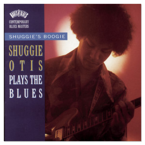 Shuggie Otis: Plays The Blues CD
