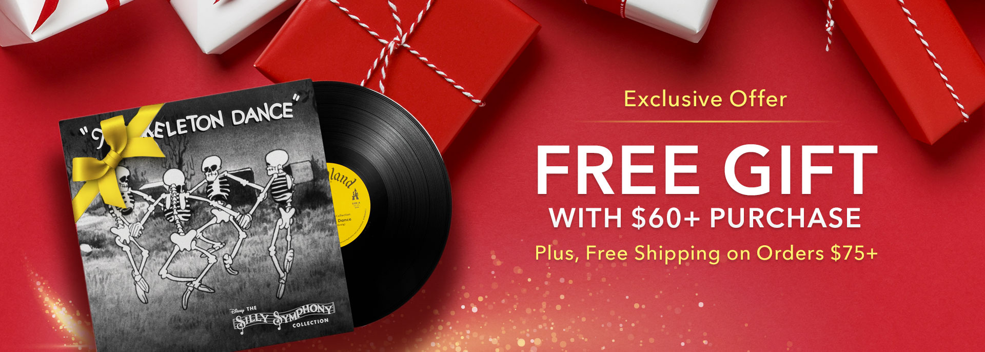 Free Exclusive Gift With Purchase!