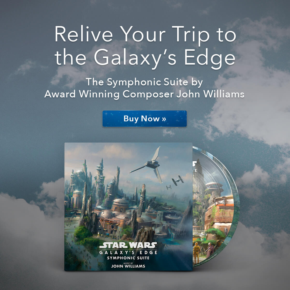 Galaxy's Edge Symphonic Suite Vinyl