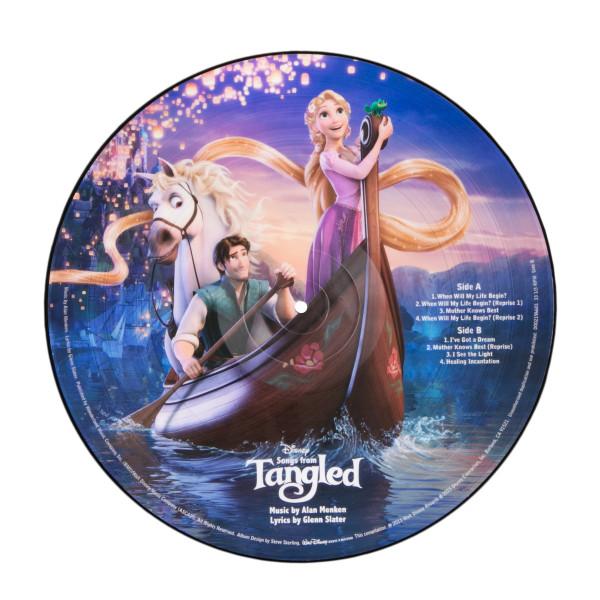 Aladdin Picture Vinyl | Shop the Disney Music Emporium