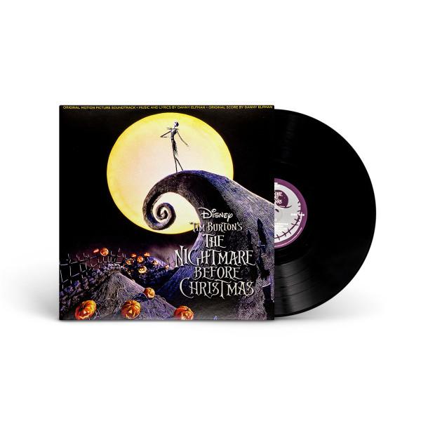 the nightmare before christmas black vinyl - Danny Elfman Nightmare Before Christmas Overture