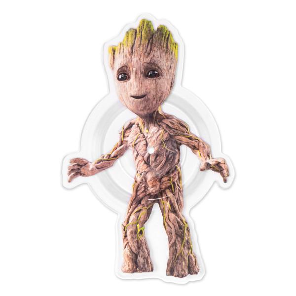 Baby Groot 10 Die Cut Picture Vinyl Shop The Disney Music