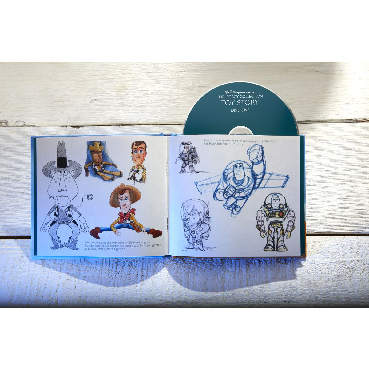 Legacy Collection: Toy Story CD