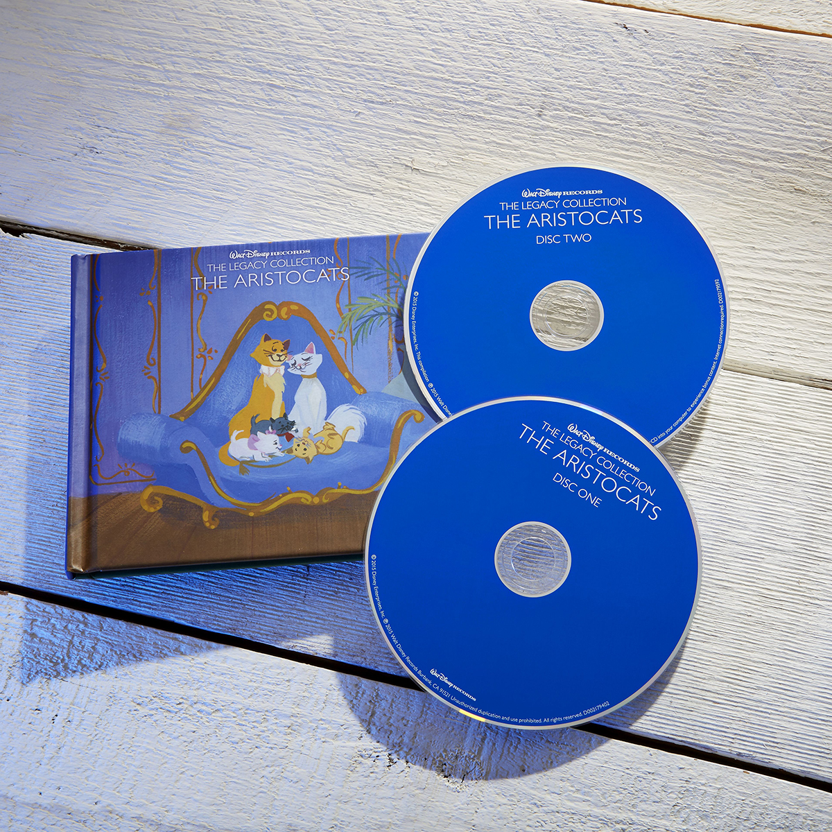 Legacy Collection: Aristocats CD