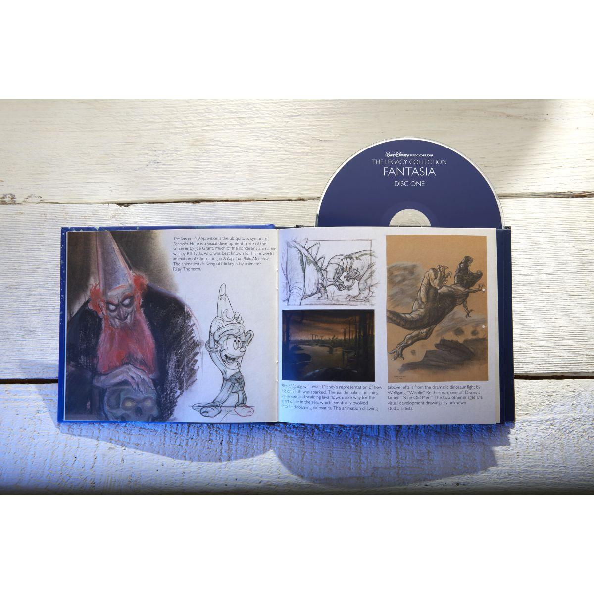Legacy Collection: Fantasia CD