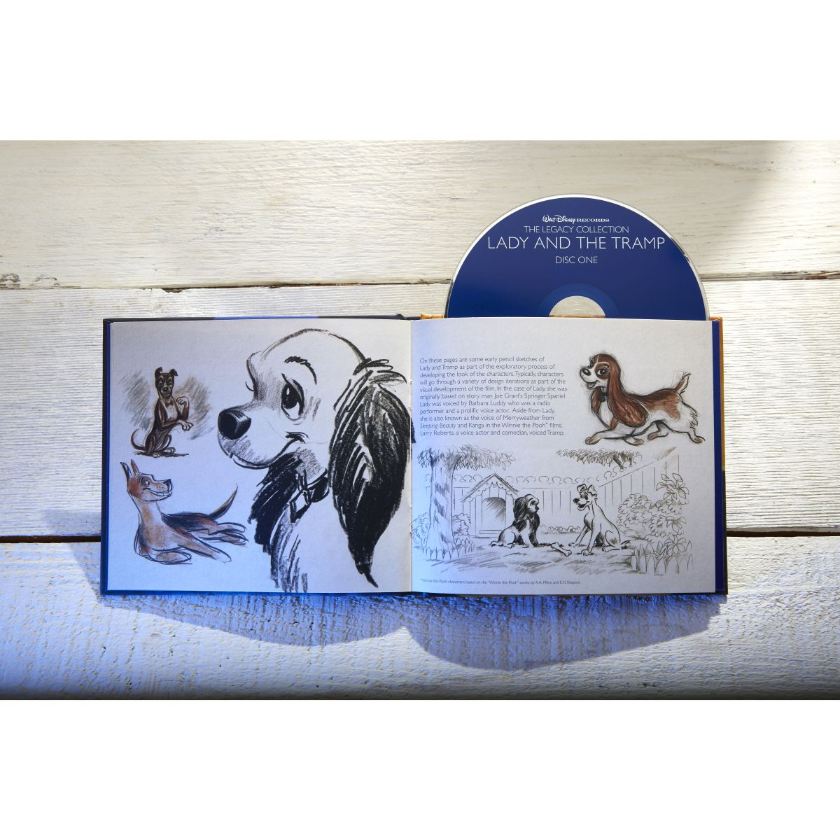 Legacy Collection: Lady & The Tramp CD