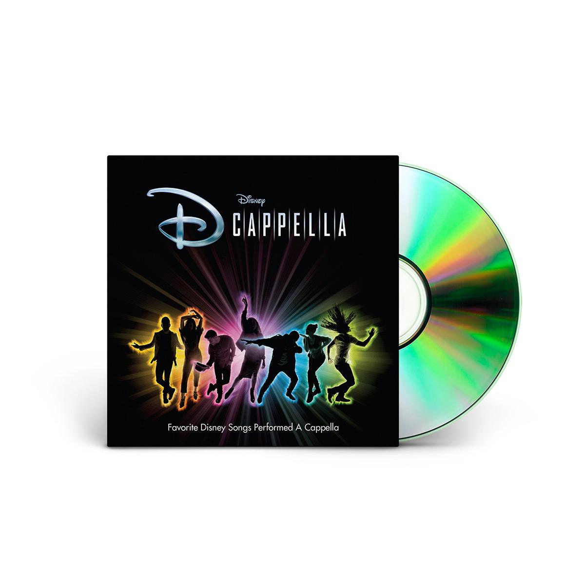 DCappella CD