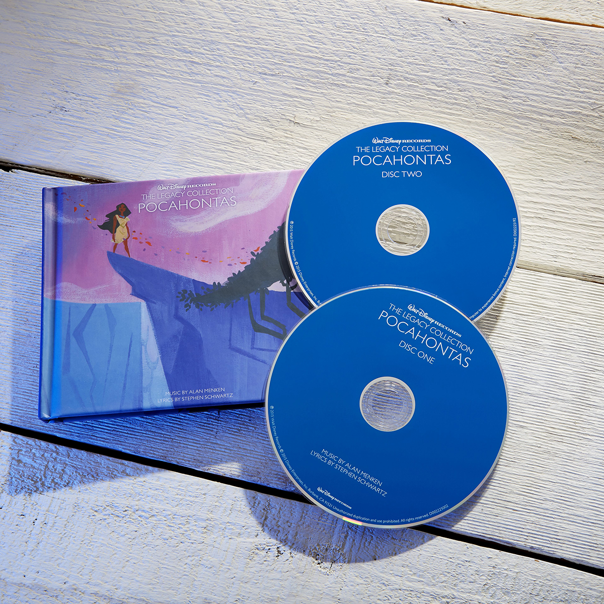 Legacy Collection: Pocahontas CD