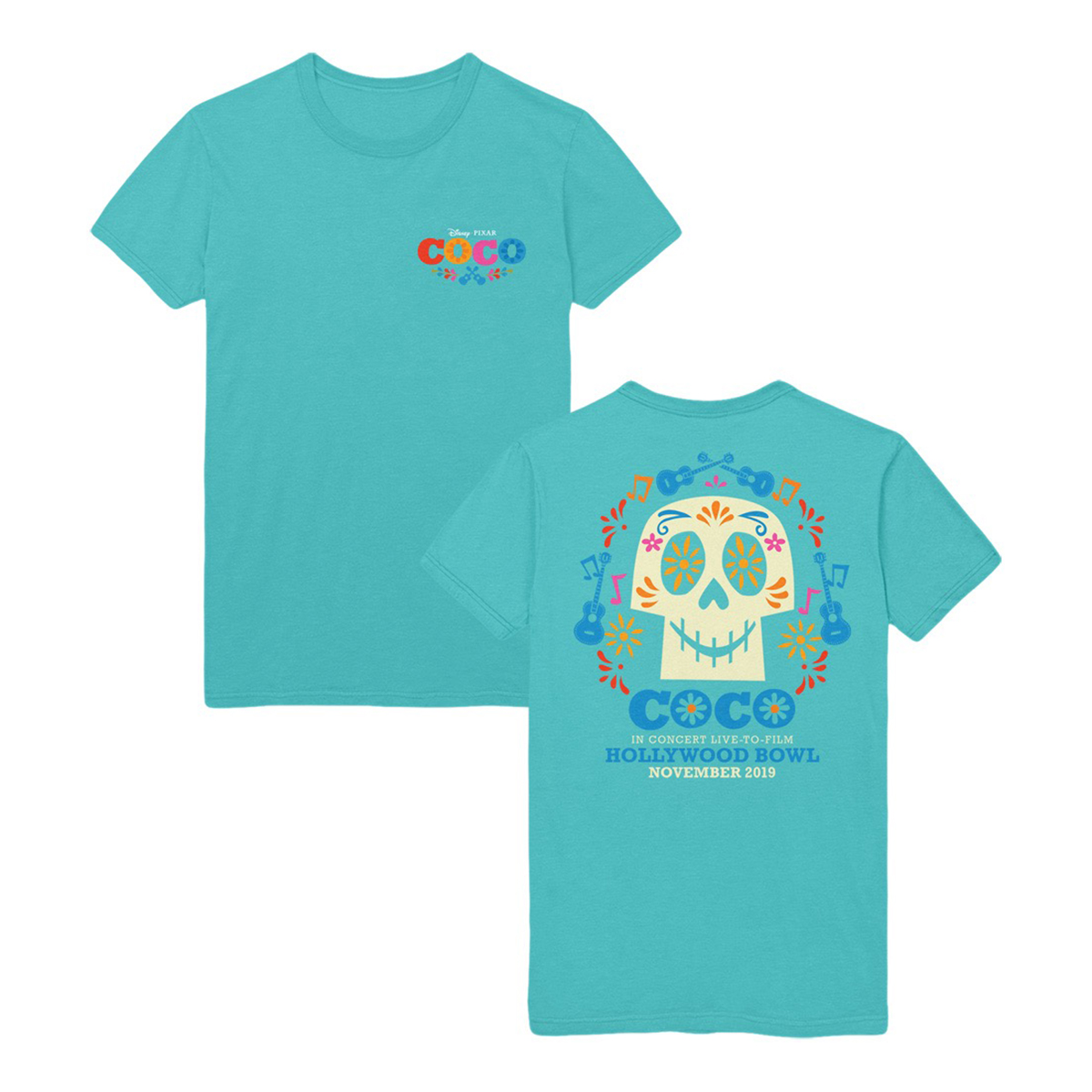 Coco Sugar Skull T-Shirt