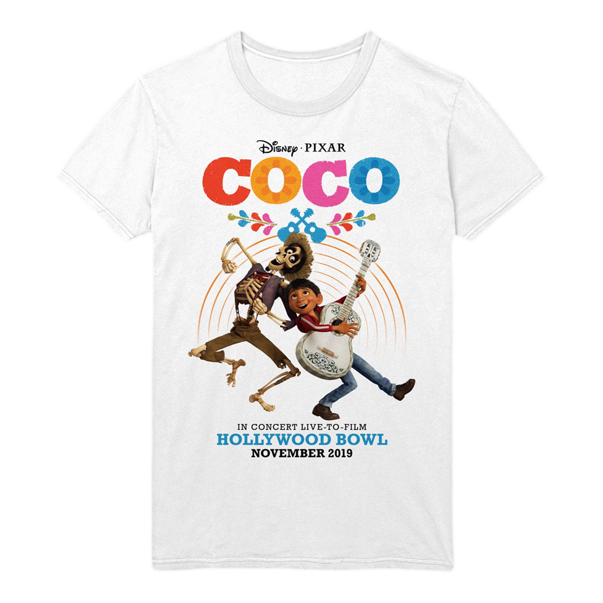 Hector and Miguel Hollywood Bowl Youth T-Shirt