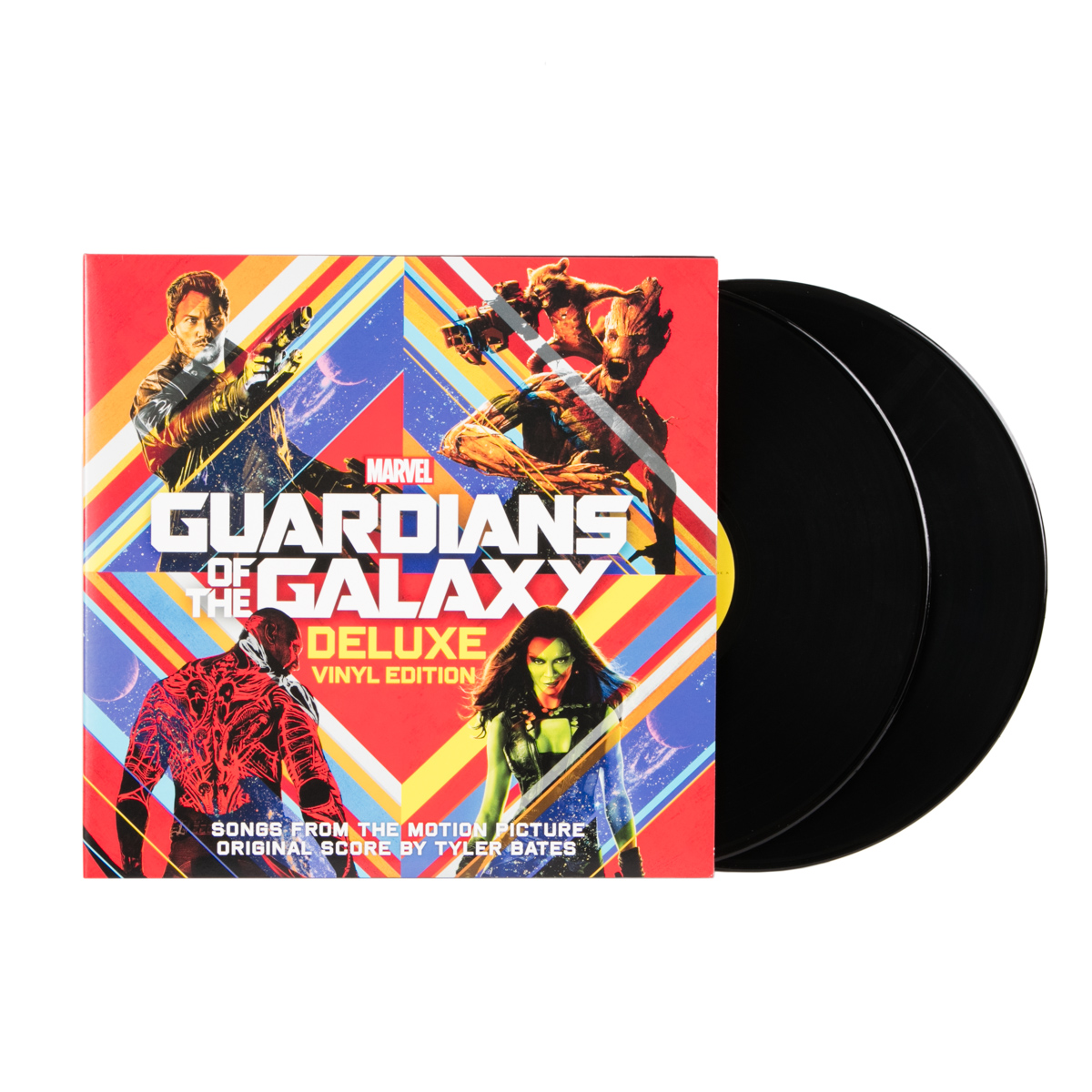 Guardians Of The Galaxy Deluxe Vinyl Edition Shop The
