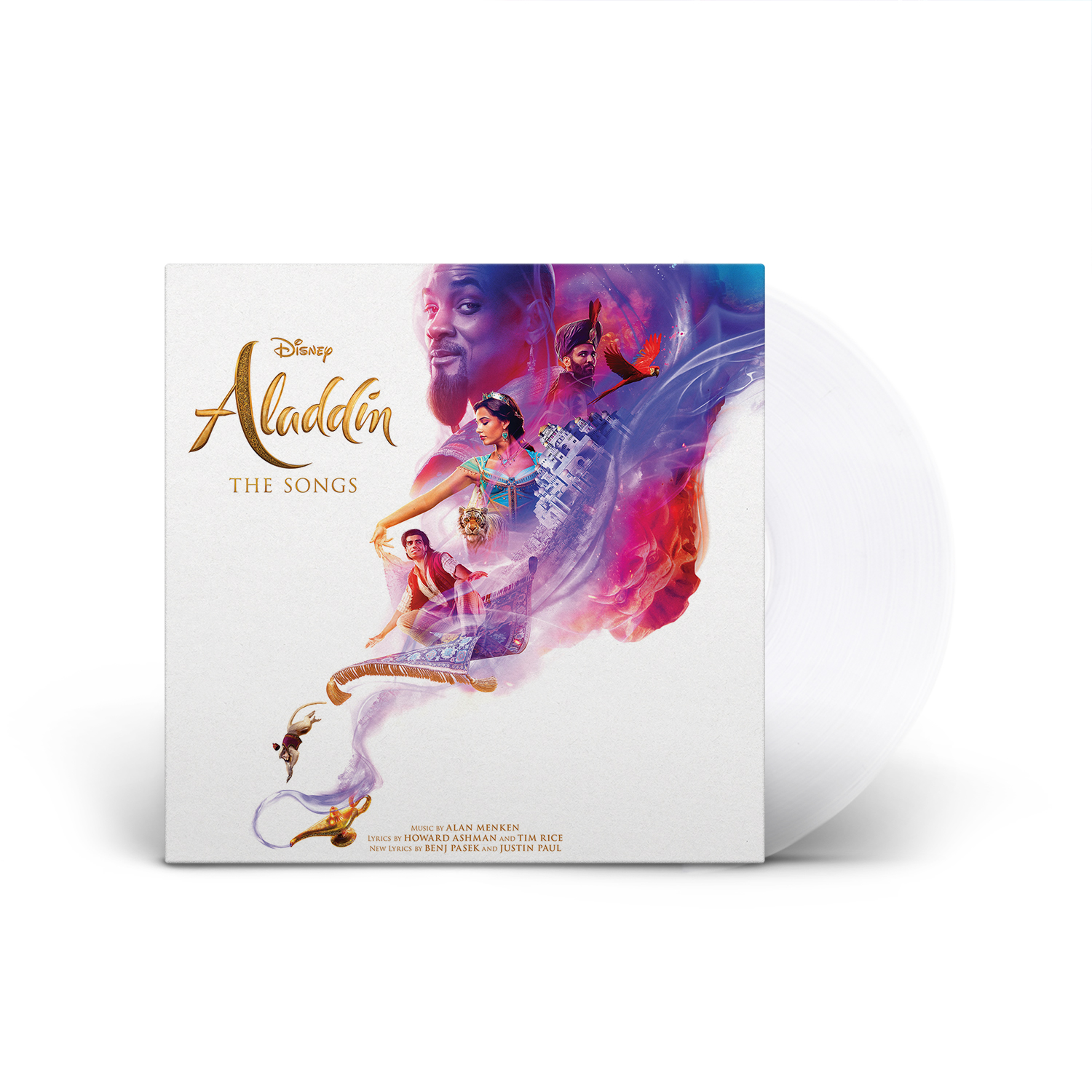 Aladdin: The Songs Vinyl