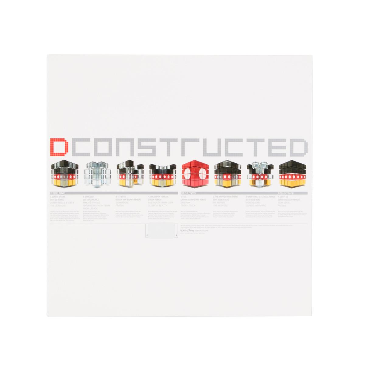 DCONSTRUCTED Vinyl