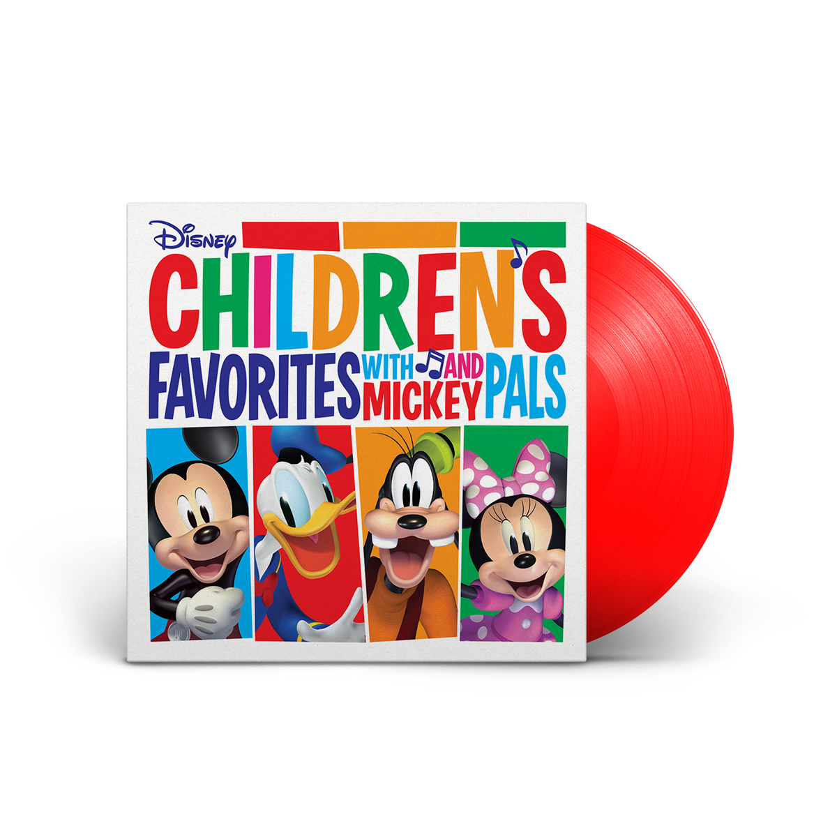 Children's Favorites with Mickey and Pals