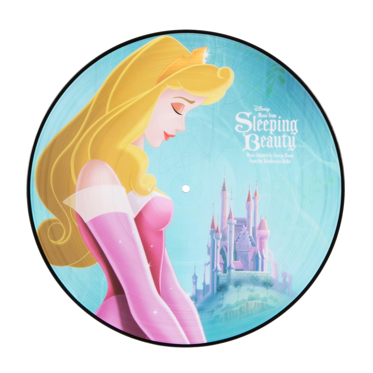 Sleeping Beauty Picture Vinyl