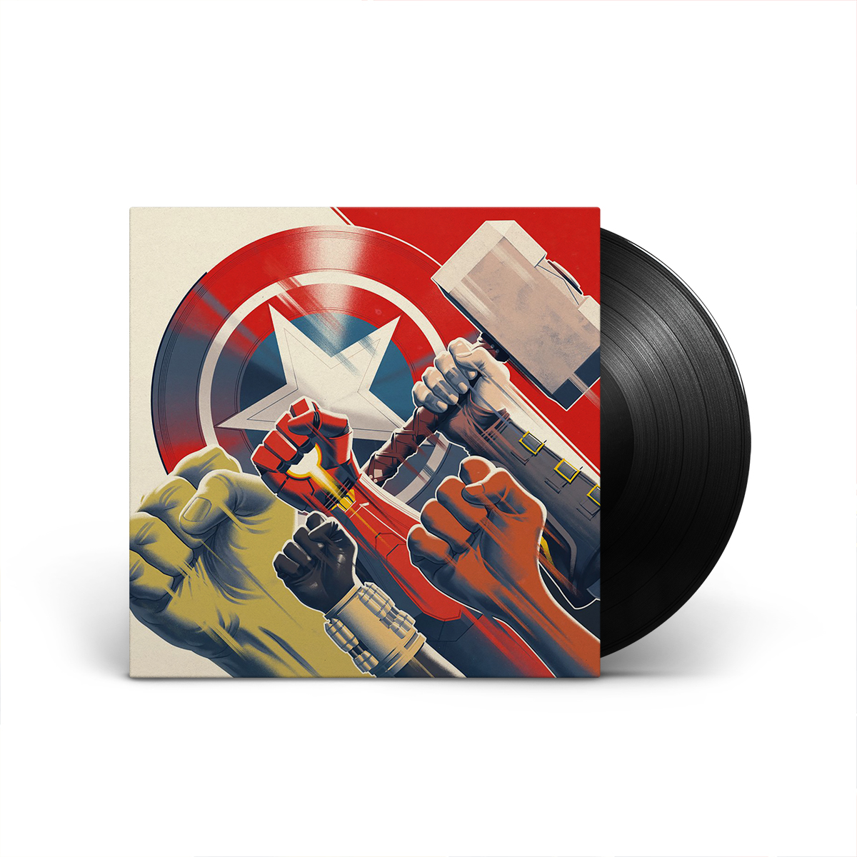 Marvel's The Avengers Videogame soundtrack