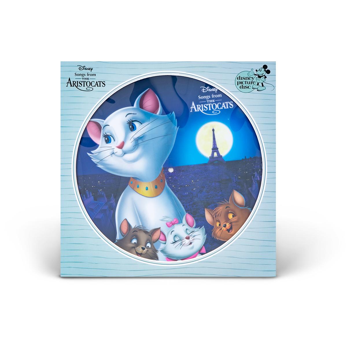 Aristocats Picture Disc Vinyl