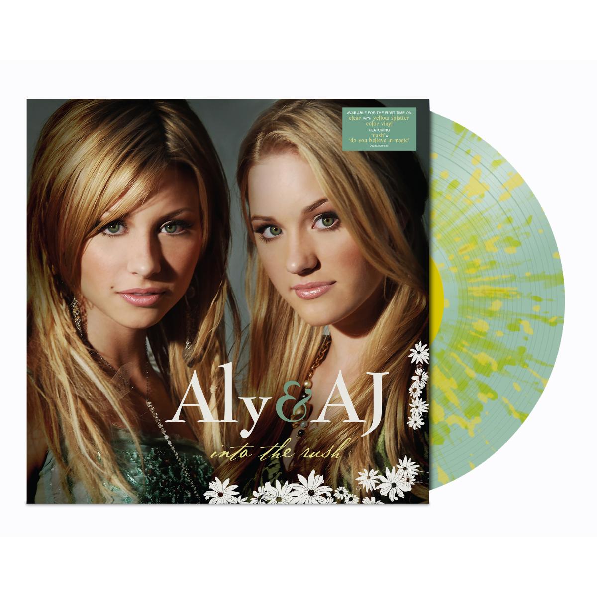 Aly & AJ / Into the Rush