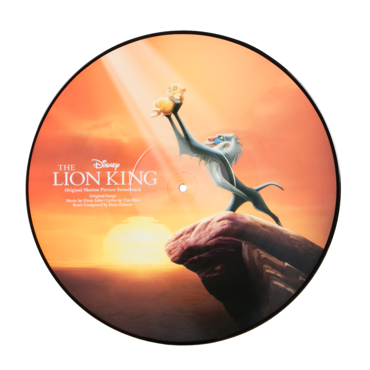 The Lion King Picture Vinyl