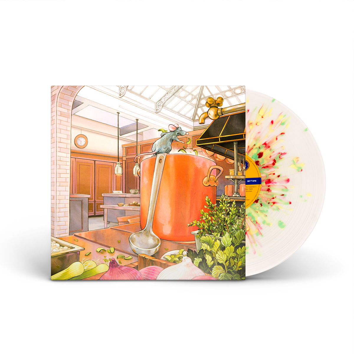 Ratatouille (Mondo Vinyl)