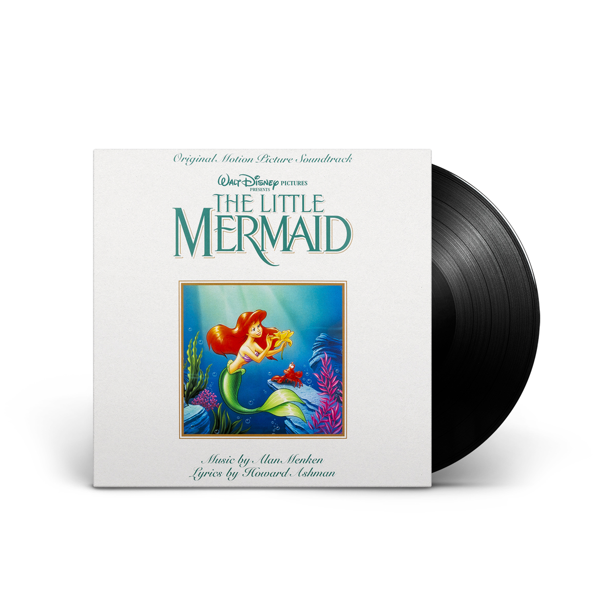 Little Mermaid 30th Anniversary Vinyl