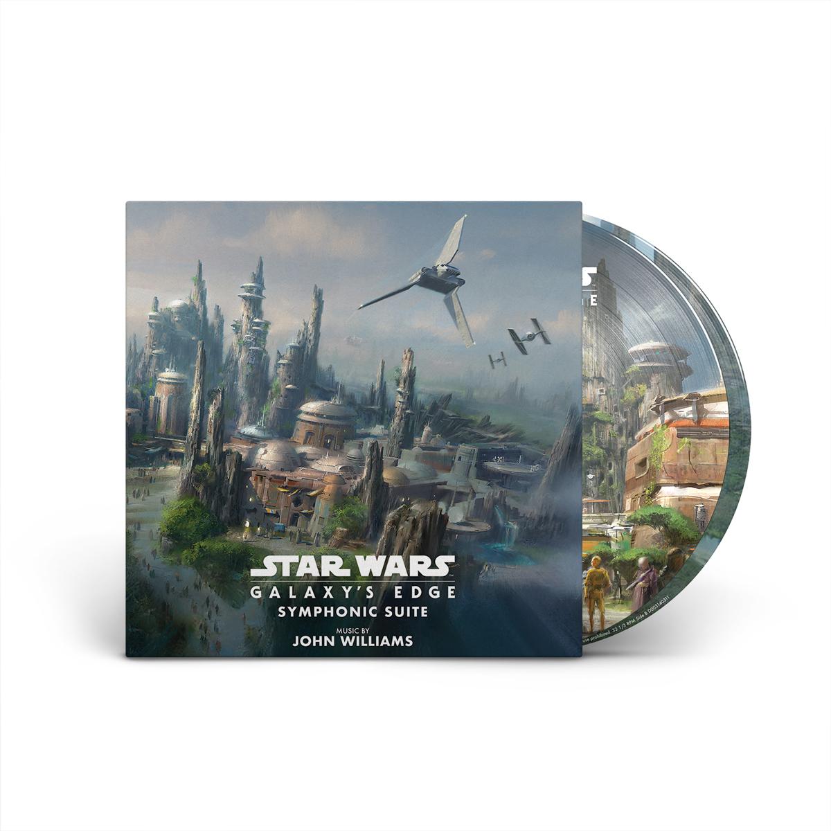 Star Wars: Galaxy's Edge Symphonic Suite