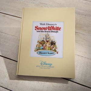 Snow White and the Seven Dwarfs Master Score Book