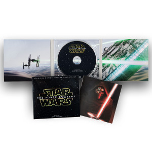 Star Wars: The Force Awakens CD