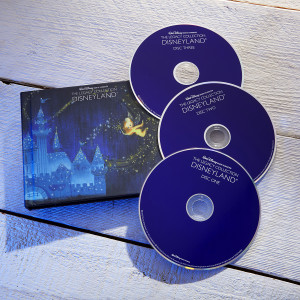 Legacy Collection: Disneyland CD