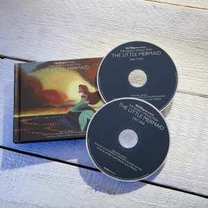 Legacy Collection: Little Mermaid CD