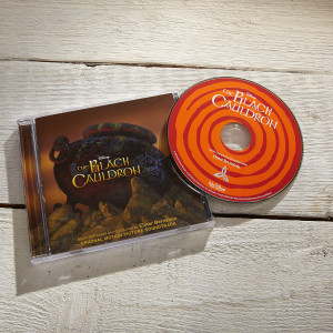 The Black Cauldron CD