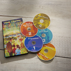 World's Fair CD