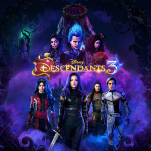 Descendants 3 CD