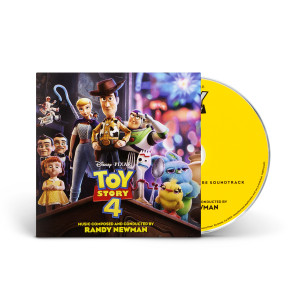 Toy Story 4 CD