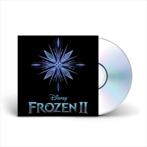 Frozen 2: The Songs CD