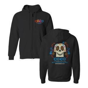 Coco Sugar Skull Hoodie